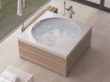 Квадратная ванна и её формы