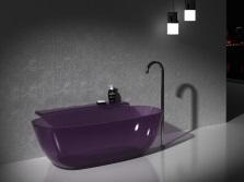 Достоинства прозрачной ванны