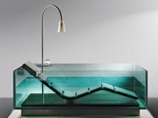 Преимущества прозрачной ванны