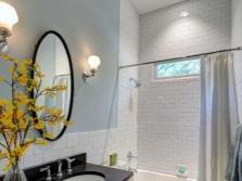 Зеркала для ванной комнаты в стиле ретро