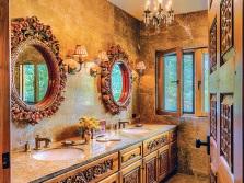 Рекомендации по оформлению ванной в восточном стиле