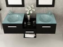 Подвесная тумба с раковиной для ванной комнаты - советы по выбору
