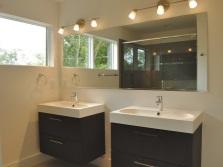 Подвесная тумба с раковиной для ванной комнаты - рекомендации по выбору