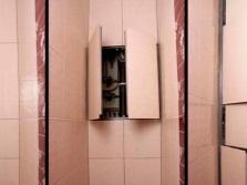 Ревизионный люк-невидимка под плитку