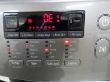 Ошибка системы слива ОЕ стиральной машины LG
