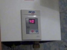 Газовая колонка работающая на батарейках