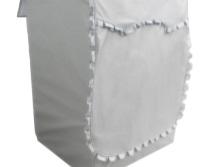 чехол с оборками для стиральной машины