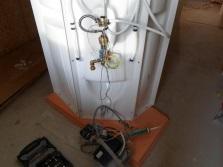 Подключение парогенератора к душевой кабине