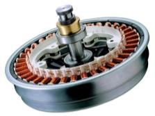 Бесколлекторный двигатель стиральной машины