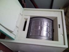 Стиральная машина полуавтомат барабанного типа
