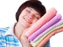 свежесть белья после стирки