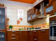 монтаж газовой колонки на кухне