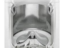 Активаторная воздушно-пузырьковая стиральная машина внутри