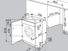 инструкция к встраиваемой стиральной машине Electrolux