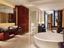 дизайн ванной комнаты просторной