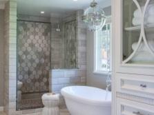 дизайн ванной комнаты светлой