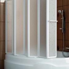 Складные шторки для ванн