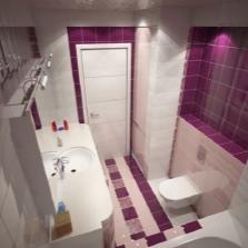 Современная перепланировка ванной