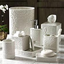 Стеклянные предметы для ванны