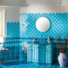 Мебель для ванны в морском стиле