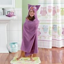 Детское полотенце для ванной комнаты
