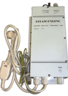 Парогенератор для душ-кабины ТЭН
