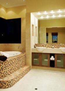 Правила оформления дизайна ванной комнаты