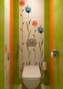 дизайн туалета 15 квм фото 1