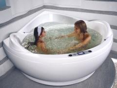 Акриловые ванны: характеристики, размеры и модели