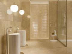 Бежевая ванная - тепло и уют вашего дома