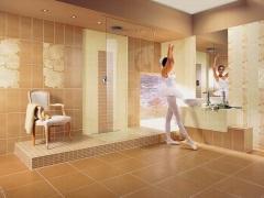 Плитка на пол в ванную – выбираем лучшую
