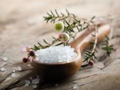 Морская соль для ванн или бальнеологический курорт в собственной ванне
