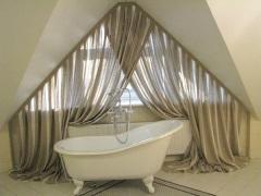 Дизайн ванной комнаты с окном - самые лучшие решения