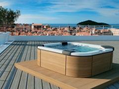 Гидромассажный бассейн spa - максимум пользы и релакса!