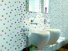 Мозаика для ванной – роскошь и индивидуальность отделки