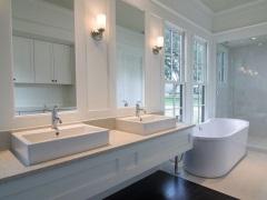 Влагостойкие светильники - преображаем интерьер ванной