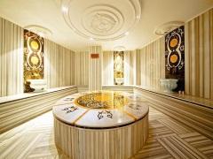 Хаммам как разновидность ванной комнаты с турецкой баней
