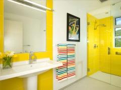 Цвета ванной комнаты - выбираем подходящие
