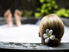 Расслабляющая ванна или спа-салон у вас дома