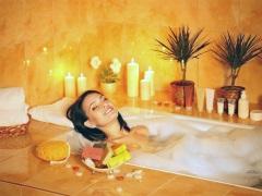 Ванна для релаксации – побалуй себя!