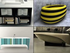 ТОП-10 дизайнерских ванн - смотрите и удивляйтесь