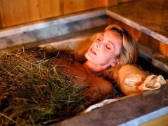 Травяные ванны – помощь природы