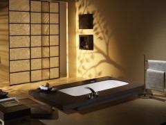 Встраиваемая ванна - воплощение элегантности
