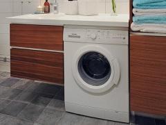 Выбираем стиральную машину-автомат в ванную комнату - советы специалистов