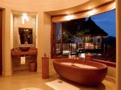 Отдельностоящая ванна - изюминка вашей ванной