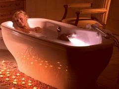 Ванна с подсветкой: хромотерапия дома