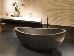 Овальная ванна