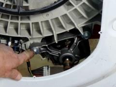 Двигатель от стиральной машины и схема его подключения к сети