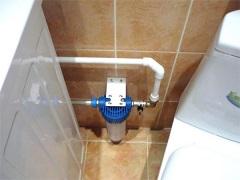 Фильтр для очистки воды для стиральной машины