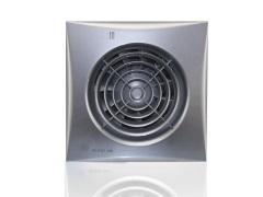 Бесшумный вентилятор для ванной с обратным клапаном